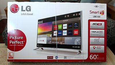 lg tv 60 inch. 60 inch, lg lb6100 smart tv, full 1080p hd, backlit led, internet energystar lg tv inch