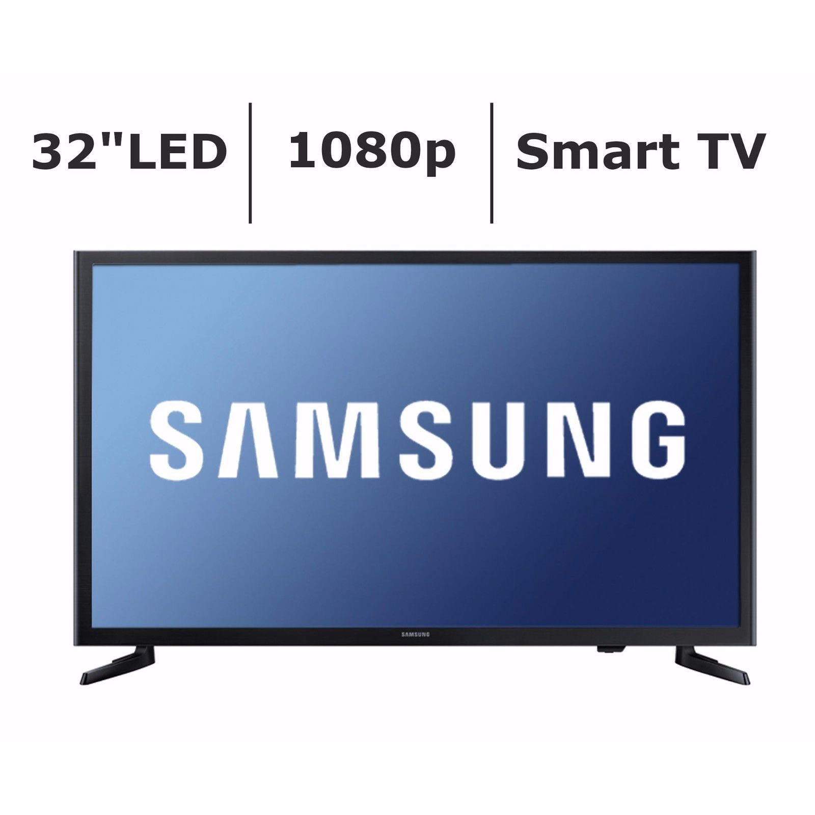 Samsung UN32J525D 32″ Class 1080p 60Hz HD Smart LED LCD TV